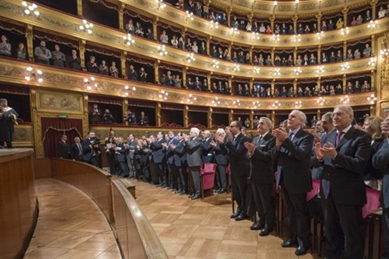 Teatro Massimo UNIPA 2015